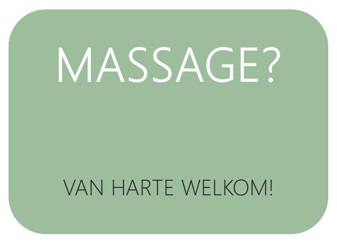 Massagepraktijk Linda Marsman Vakantie